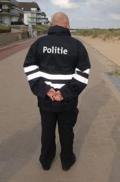 Jan Garcet - Scheepvaartpolitie