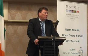 NACGF summit meeting 2017 Dublin©Secretariat Coast Guard