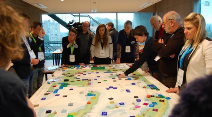 Concertation plan d'aménagement des espaces marins