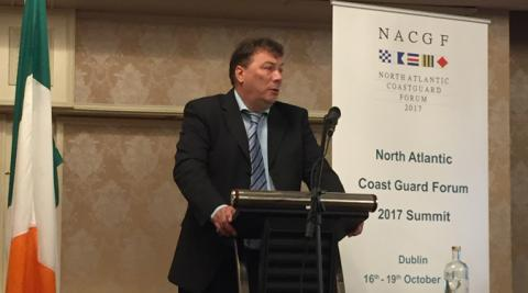NACGF summit meeting 2017 Dublin©Secretariat Coast Guard