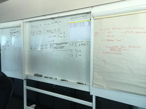 PréGuardex exercise 25 and 26 April 2018