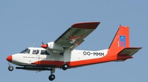 Observation aircraft MUMM