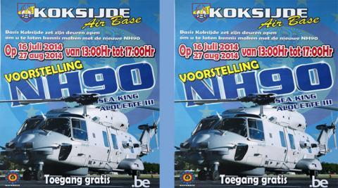 NH90 Open door